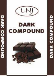 Dark Night Milk Paras Dark Compound Chocolate, Packaging Size: 15 & 25 Kg Bucket
