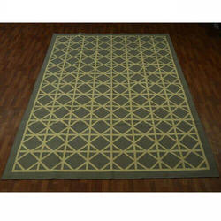 CPT-57632 Cotton Rug For Home, Size: 140 X 220 Cm