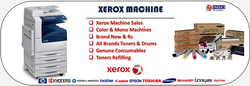 Xerox Machine Sales & Service