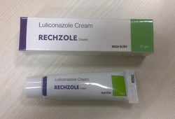 Luliconazole 1% Cream, Packaging Type: Plastic Tubes