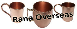 Pure Copper Mule Mug