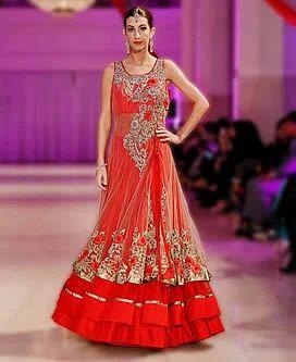 ea87fe1b90f Indian Designer Bridal Gown