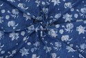 Cotton Voile Fabric For Upholstery Hand Block Print