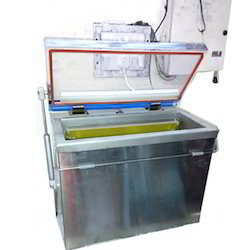 Table Top Vertical Vacuum Machine