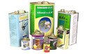 Insecticides and Pesticides Containers