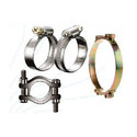 Hose Clamps for Fuel Injection