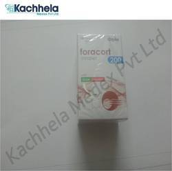 Foracort 200 Rotacap, 1*1, Packaging Type: Botlte