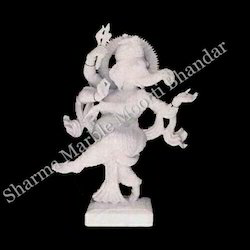 Dancing Ganesha Sculpture