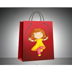 Multi Colour Offset Printing Designer Bag