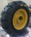 Wheel For Airport Baggage Trolley