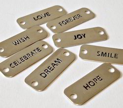 Engraved Tags