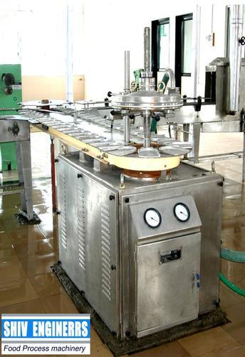 Filling & Packaging Plant - Pulp Filling Machine
