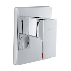 Brass Silver Kohler Recessed Shower Faucet, For Home