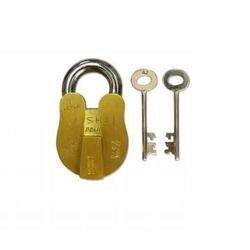 Vishal With Key Pad Lock, Padlock Size: 40-65mm, Brass