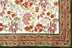 Kalamkari Hand Block Printed Fabric