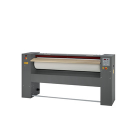 Stainless Steel Cotton Roller Ironer, For Commercial