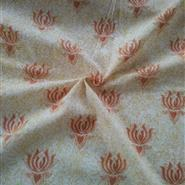 Cotton Herbal Voile Fabric