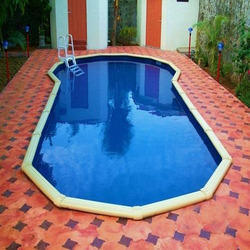 Outdoor Fiberglass Swimming Pool For Hotels/Resorts, Rs 450000 /unit ...
