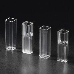 Spectrophotometer Cuvettes Quartz & Glass