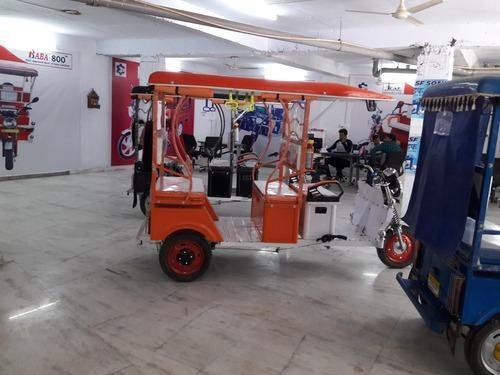 Baba 800 Electric Rickshaw