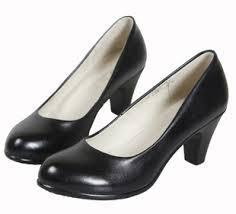 Ladies Formal Leather Shoes