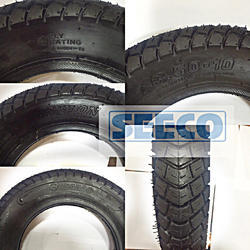 Rubber Tyres & Tubes