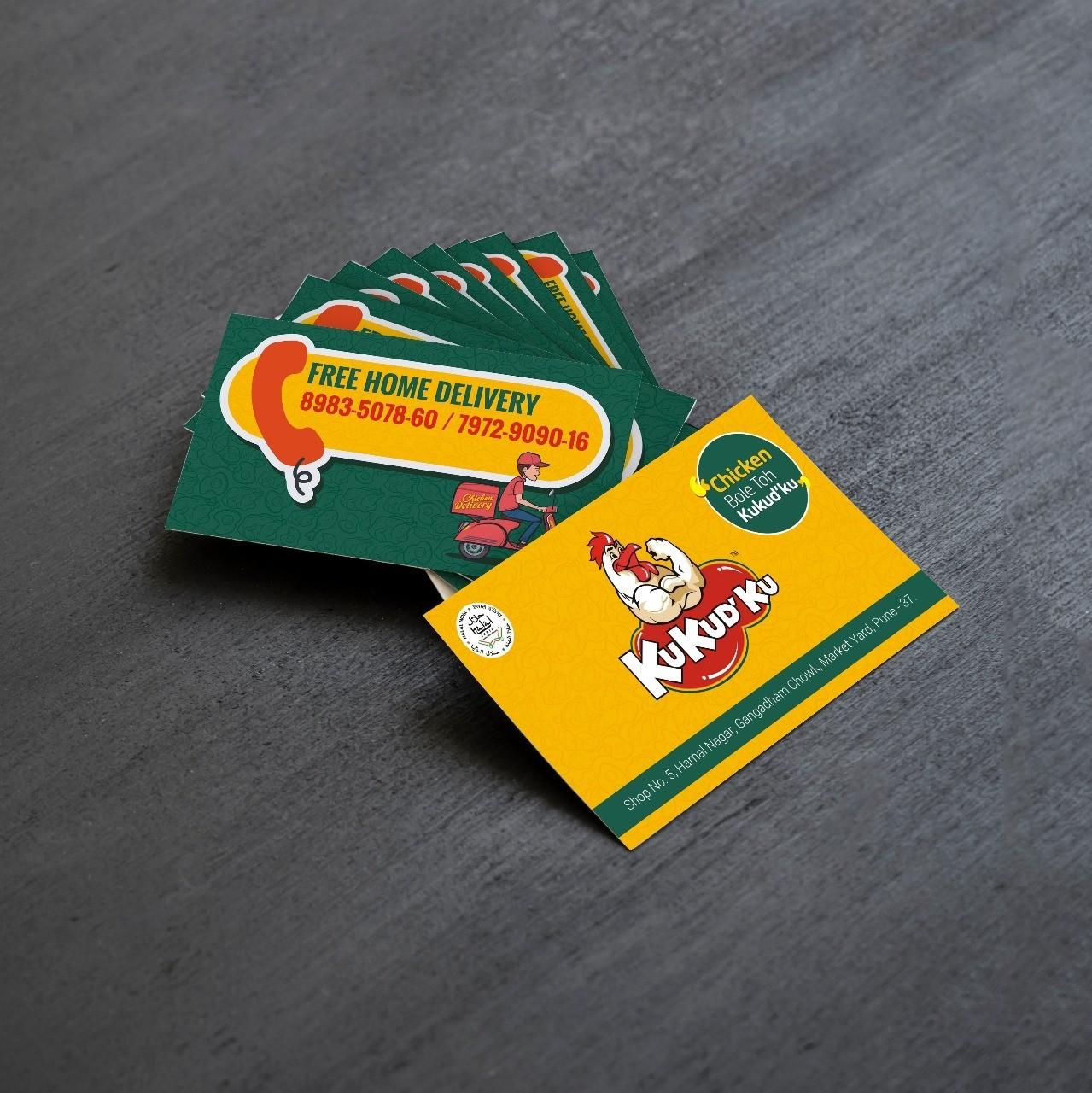 paper offset visiting card design service size 8554 mm