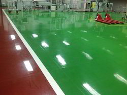 Floor Coating For Automobile Industry