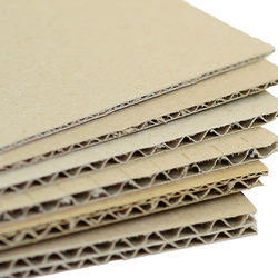 Paperboard Corrugated Boards