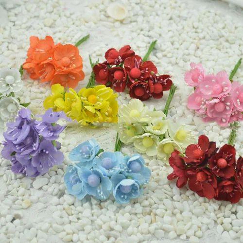 Colorful Artificial Lose Flowers At Rs 100 Piece Sadar Bazar