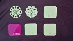 New Dining Coasters