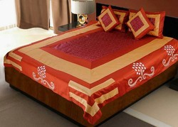 Rajasthani Silk Bedlinen Cushion n Pillow Cover 431