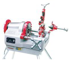 Robust Pipe Threading Machine