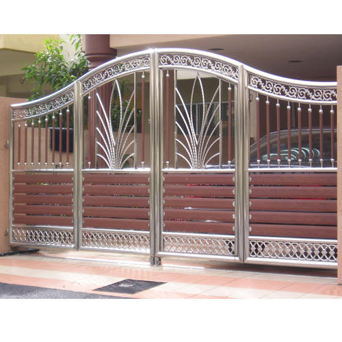 Stainless Steel Gates Fabrication Services