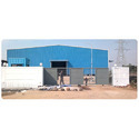 Prefabricated Structure for Warehouse
