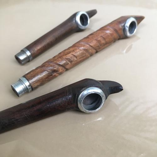 wooden pipes Medwakh Midwakh