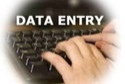 Data entry for English,Marathi and Hindi