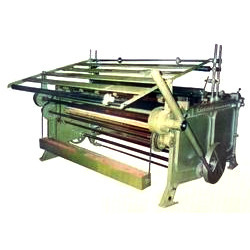 Single Folding Plating Machine