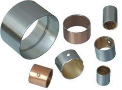 KVT Bimetallic Bearing Bush For Heavy Duty Truck
