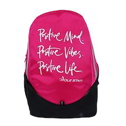 Pink Backpacks