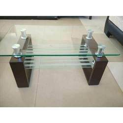 Glass Center Table In Thane Maharashtra India Indiamart