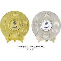 Round Salver Trophy