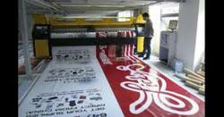 Flex Printing Logo