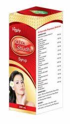 Rakta Shudhi Blood Purifier Syrup