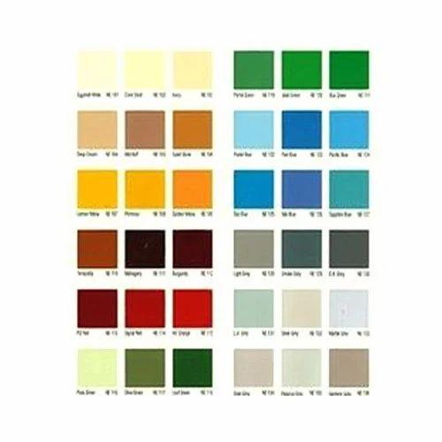 Cosmetic Paint Shade Cards पेंट शेड कार्ड Maya Art