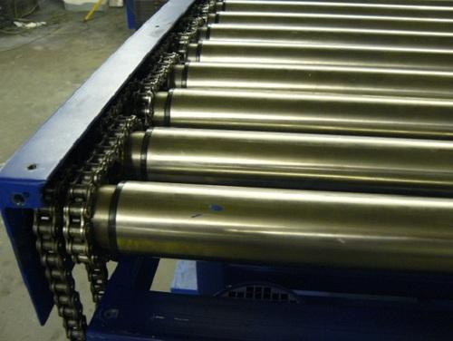 Power And Free Roller Conveyor Power And Free Roller
