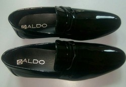 Black Brown Aldo Shoes, Size: 7 To 10