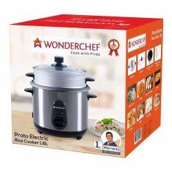Wonderchef Prato Electric Rice Cooker