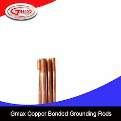 Gmax Copper Bonded Grounding Rods