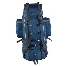 Bleu Hiking Lightweight Travel Rucksack Backpack- 75 L